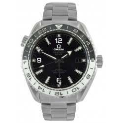 Omega Seamaster Planet Ocean 600 M GMT Chronometer 215.30.44.22.01.001
