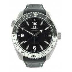 Omega Seamaster Planet Ocean 600 M Chronometer GMT 215.33.44.22.01.001