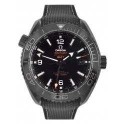 Omega Seamaster Planet Ocean 600 M Chronometer GMT 215.92.46.22.01.001