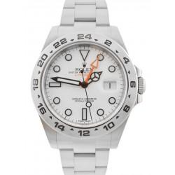 Rolex Explorer II Steel White Dial 216570