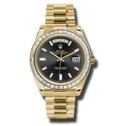 Rolex Day Date 18K Yellow Gold 228398TBR