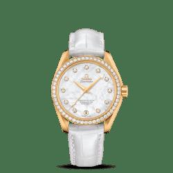 Omega Seamaster Aqua Terra 150M Co-Axial Ladies 231.58.39.21.55.002