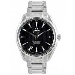 Omega Seamaster Aqua Terra Chronometer 231.10.42.21.01.003