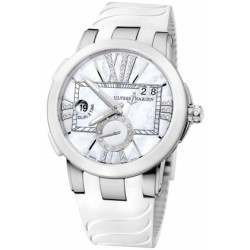 Ulysee Nardin Executive Dual Time Lady 243-10-3/391