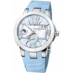 Ulysee Nardin Executive Dual Time Lady 243-10-3/393