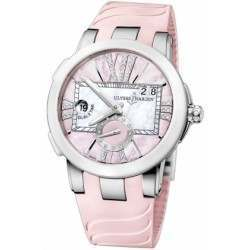 Ulysee Nardin Executive Dual Time Lady 243-10-3/397