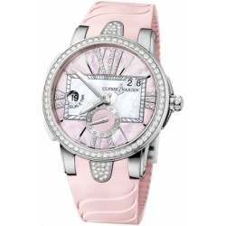 Ulysee Nardin Executive Dual Time Lady 243-10B-3C/397