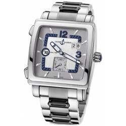Ulysee Nardin Quadrato Dual Time 243-92-7M/601