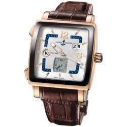 Ulysee Nardin Quadrato Dual Time 246-92CER/600
