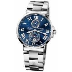 Ulysee Nardin Maxi Marine Chronometer 43mm 263-67-7M/43