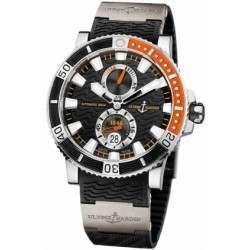 Ulysee Nardin Maxi Marine Diver Titanium 263-90-3/92