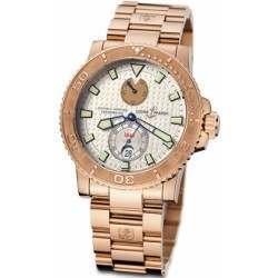 Ulysee Nardin Maxi Marine Diver Chronometer 266-33-8/90