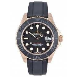 Rolex Yacht-Master 37mm Everose gold 268655