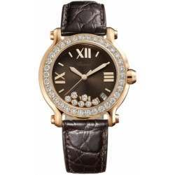 Chopard Happy Sport II Round 36mm 277473-5008