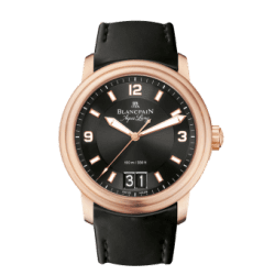 Blancpain Leman Grande Date « Aqua Lung» 2850B-3630-64B