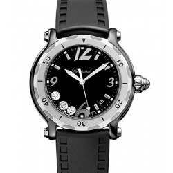 Chopard Happy Sport Ceramic 36mm 288507-9029
