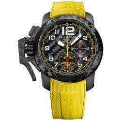 Graham Chronofighter Oversize Chronograph Superlight Carbon 2CCBK.B15A