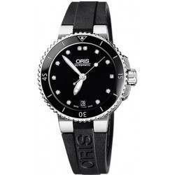 Oris Aquis Date Diamonds 01 733 7652 4194-07 4 18 34
