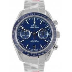 Omega Speedmaster Titanium Blue Moonwatch Co-Axial 311.90.44.51.03.001