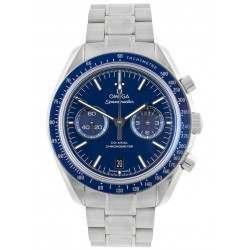 Omega Speedmaster Titanium Blue Moonwatch Co-Axial 311.90.44.51.03.001 - 2019