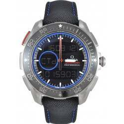 Omega X-33 Regatta Quartz ETNZ Limited Edition 318.92.45.79.01.001