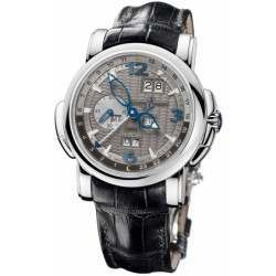 Ulysee Nardin GMT +/- Perpetual 42mm 320-60/69