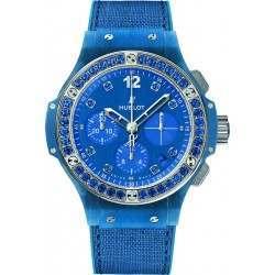 Hublot Big Bang Tutti Frutti Linen Ocean Blue 341.XL.2770.NR.1201