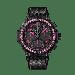 Hublot Big Bang Black Fluo Pink 41mm 341.SV.9090.PR.0933