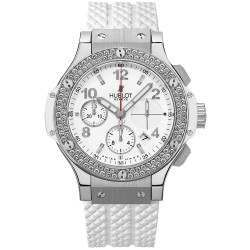 Hublot Big Bang Steel White Diamonds 41mm 342.SE.230.RW.114