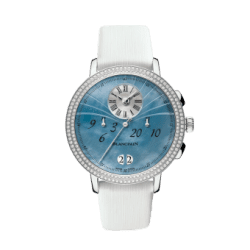 Blancpain Women Chronograph Flyback Grande Date 3626-4544L-64A