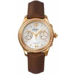 Glashutte Lady Serenade Chronograph 39-34-11-11-44
