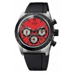 Tudor Fastrider Chrono Automatic Red/Rubber 42010N