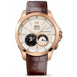 Girard Perregaux Traveller Large Date, Moonphase&GMT 49655-52-131-BB6A