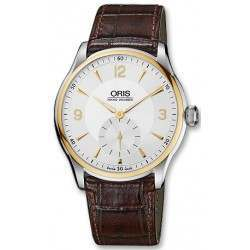 Oris Artelier Hand Winding, Small Second 01 396 7580 4351-07 5 21 05