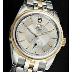 Tudor Glamour Double Date Watch 57003SB