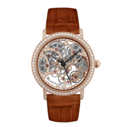 Blancpain Villeret Squelette 8-Day 6633-2900-55B