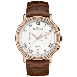 Blancpain Villeret Chronographe Flyback Pulsomètre 6680F-3631-55B