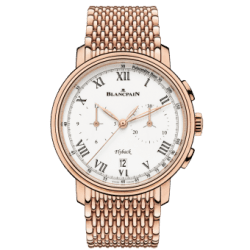 Blancpain Villeret Chronographe Flyback Pulsomètre 6680F-3631-MMB