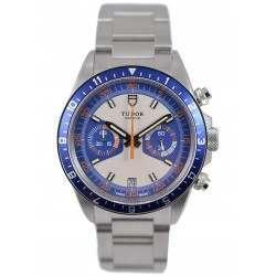 Tudor Heritage Chrono Blue Watch 70330B