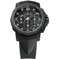 Corum Admiral's Cup Challenger 44 Chrono Rubber 753.801.02/F371 AN21