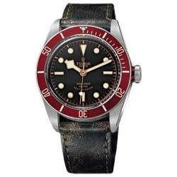 As New Tudor Black Bay 79220R Leather - Inc Tudor Warranty