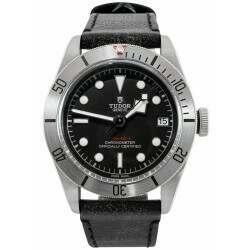 Tudor Heritage Black Bay Leather Strap 79730
