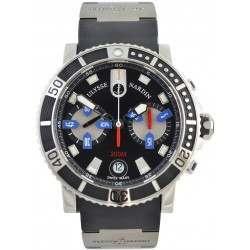 Ulysee Nardin Maxi Marine Diver Automatic Chronograph 8003-102-3/92