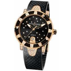 Ulysee Nardin Lady Marine Diver Starry Night 8106-101EC-3C/22