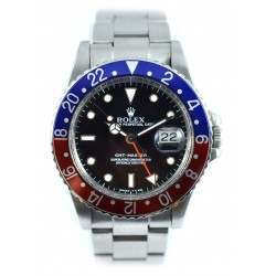 Rolex GMT II Blue and Red, great example 16710
