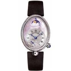 Breguet Reine de Naples Power Reserve 8908BB/W2/864.D00D