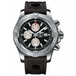 Breitling Super Avenger II Caliber 13 Automatic Chronograph A1337111.BC29.201S