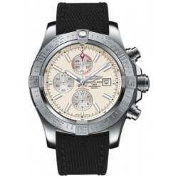 Breitling Super Avenger II Caliber 13 Automatic Chronograph A1337111G779104W