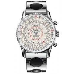Breitling Montbrillant Datora Caliber 21 Automatic Chronograph A2133012.G518.222A