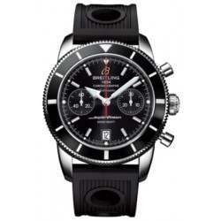 Breitling Superocean Heritage Chronographe 44 Caliber 23 Automatic Chronograph A2337024BB81200S